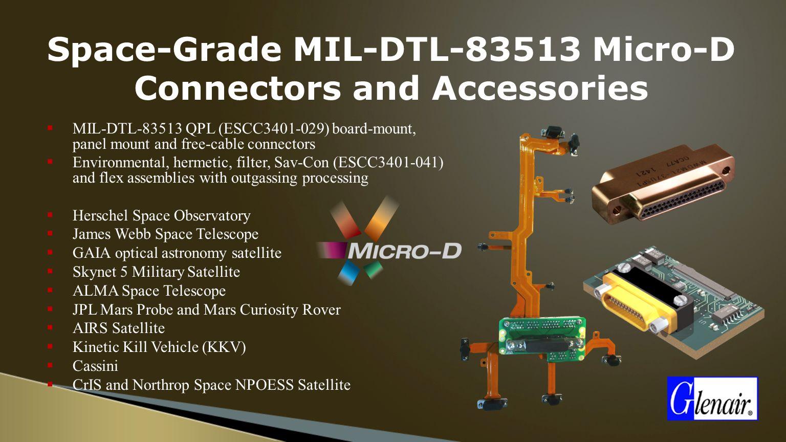 spacecraft connectors - photo #15