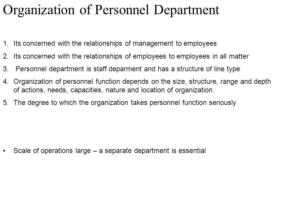 an employee depends on the organization Effects of employee rewards policy on organization  variables in an organization employee  this implies that organization's productivity depends on the.