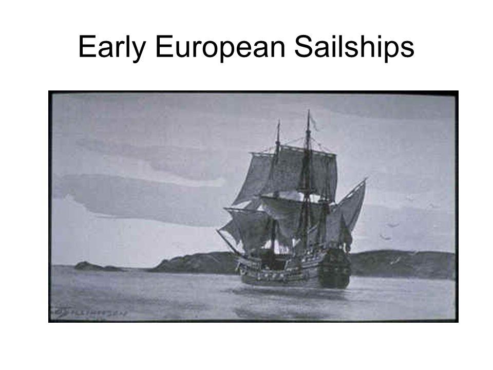 Early European Sailships