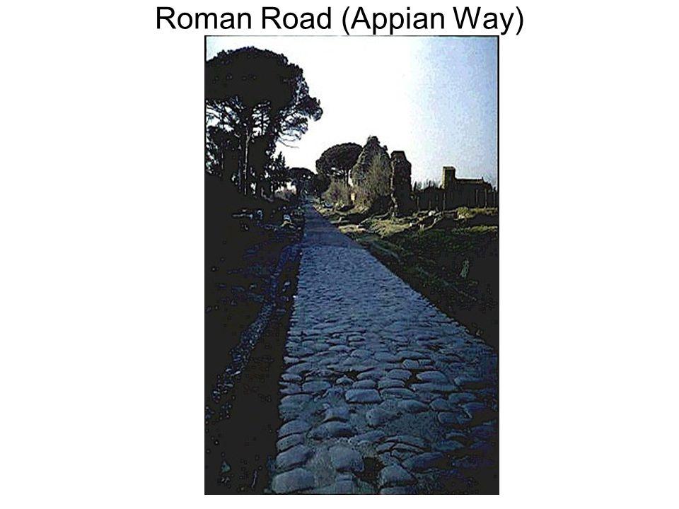 Roman Road (Appian Way)
