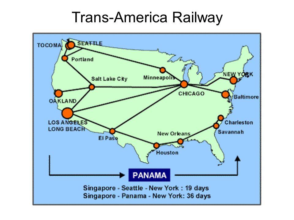 Trans-America Railway