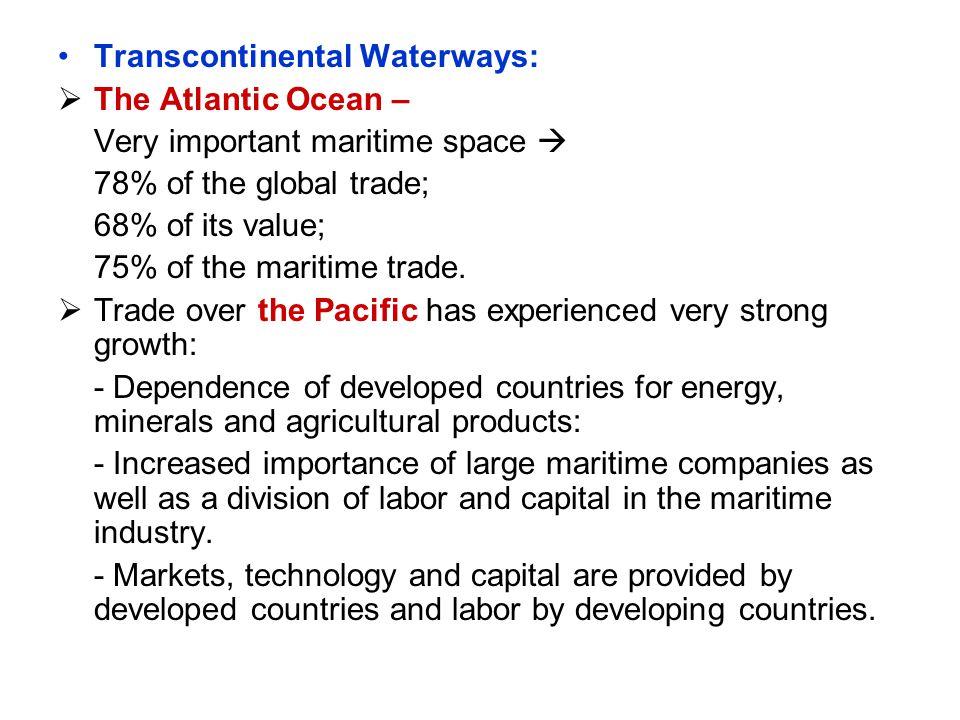 Transcontinental Waterways: