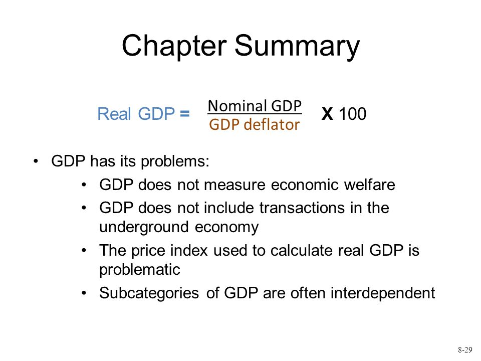 gdp measure of welfare Gdp per capita is often used as an indicator of welfare in an economy while this approach has advantages, there are also many criticisms on gdp as an indicator of standard of living or welfare the major advantages to using gdp per capita as an indicator of standard of living are that it is.