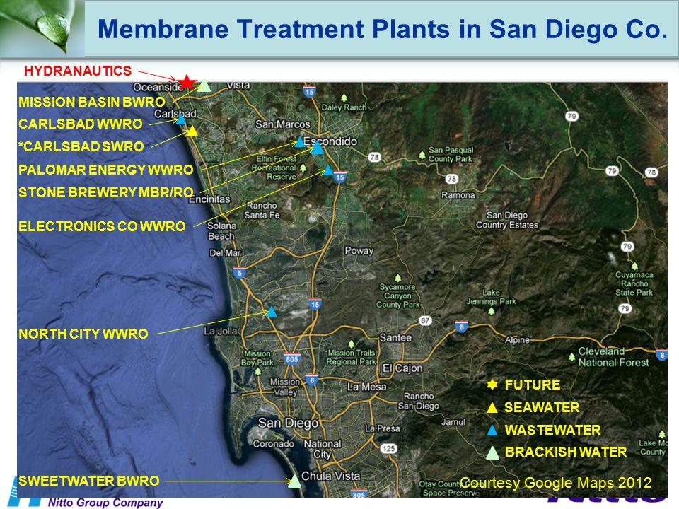 Introduction To Nitto Denko Hydranautics Amp Desalination
