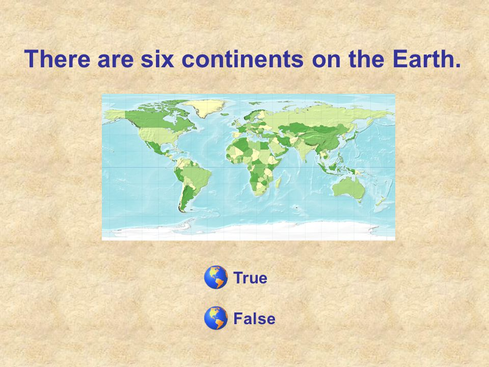 World Traveling Scholars Ppt Download - Six continents of the world