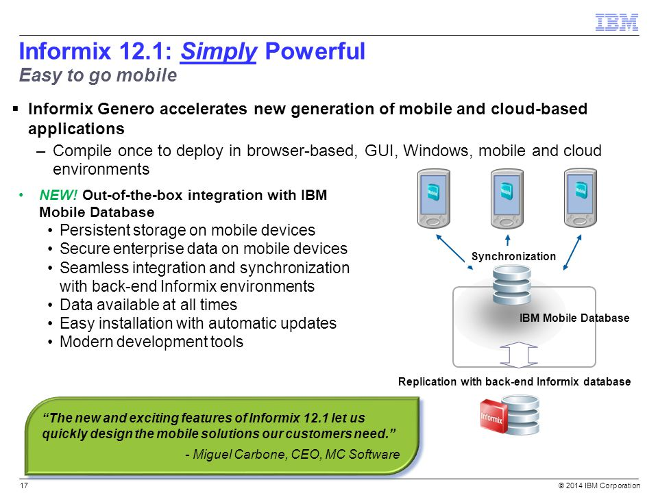 Informix 12 overview changes in informix packaging new editions 17 informix ccuart Choice Image