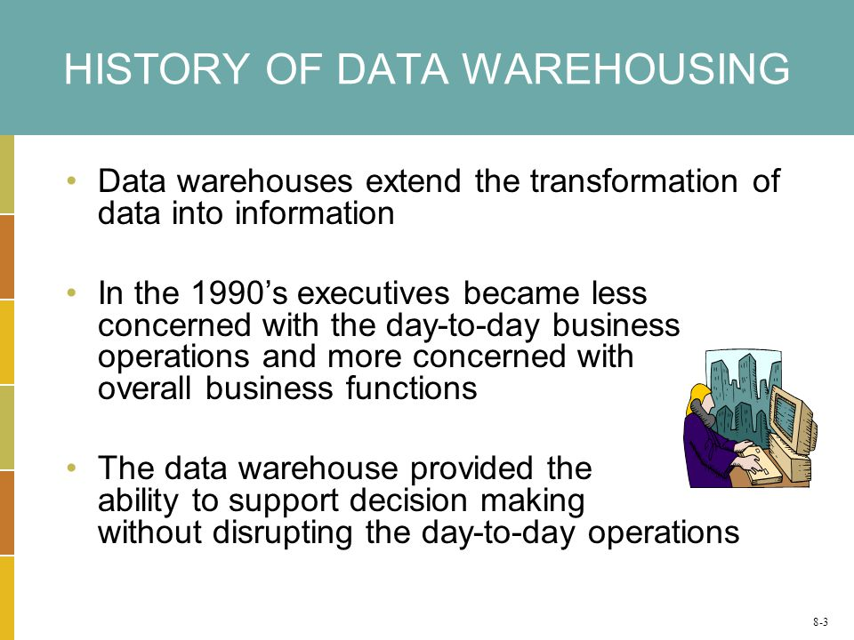 Staffing A Data Warehouse – Part I