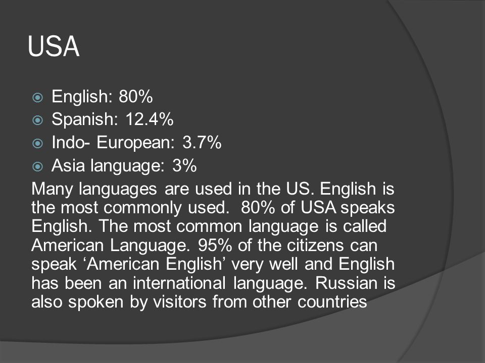 Languages Around The World Ppt Video Online Download - 3 most common languages in the world