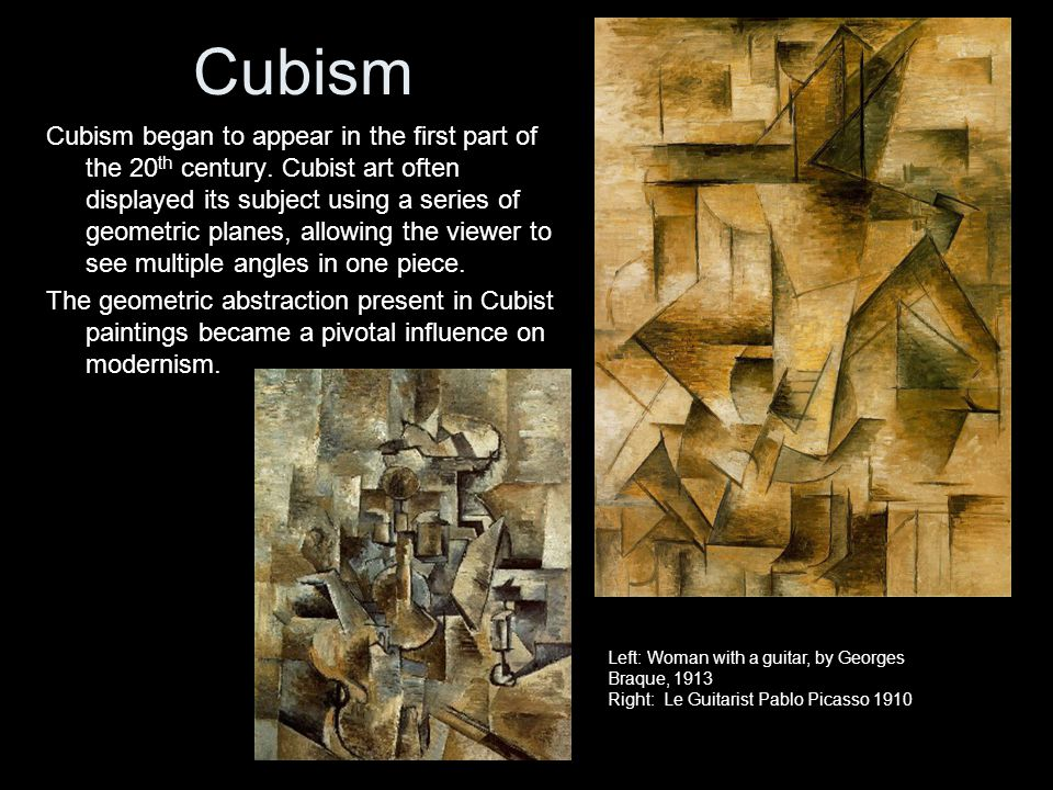 """cubism and the 20th century modern art art essay Keywords: cubism essay, les demoiselles davignon analysis the art of cubism and its role in this research paper, i have explained the art of cubism and its role i have chosen the cubit painting """"les demoiselles d'avignon"""" painted by pablo picasso."""