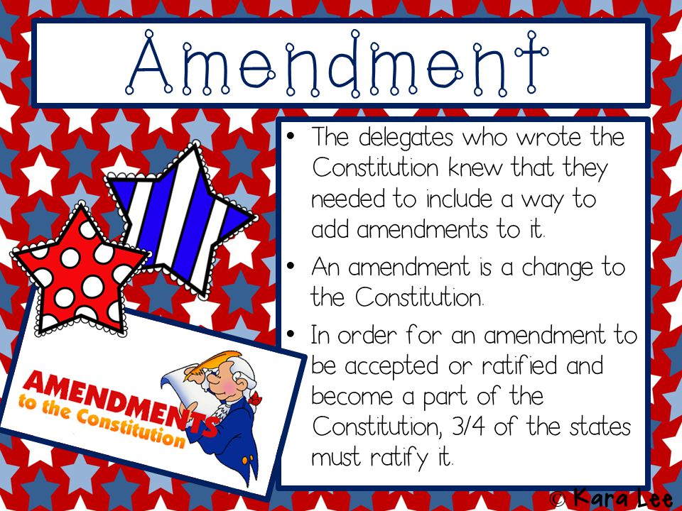 Of Bill Rights PowerPoint & Notes © Kara Lee ppt video ...