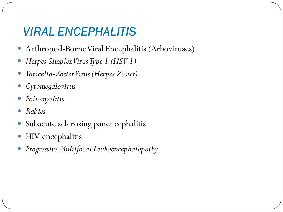 a description of encephalitis in diseases of the nervous system There are so many nervous system disorders which can occur and some of these human body diseases can prove lethal as well like brain tumor etc.