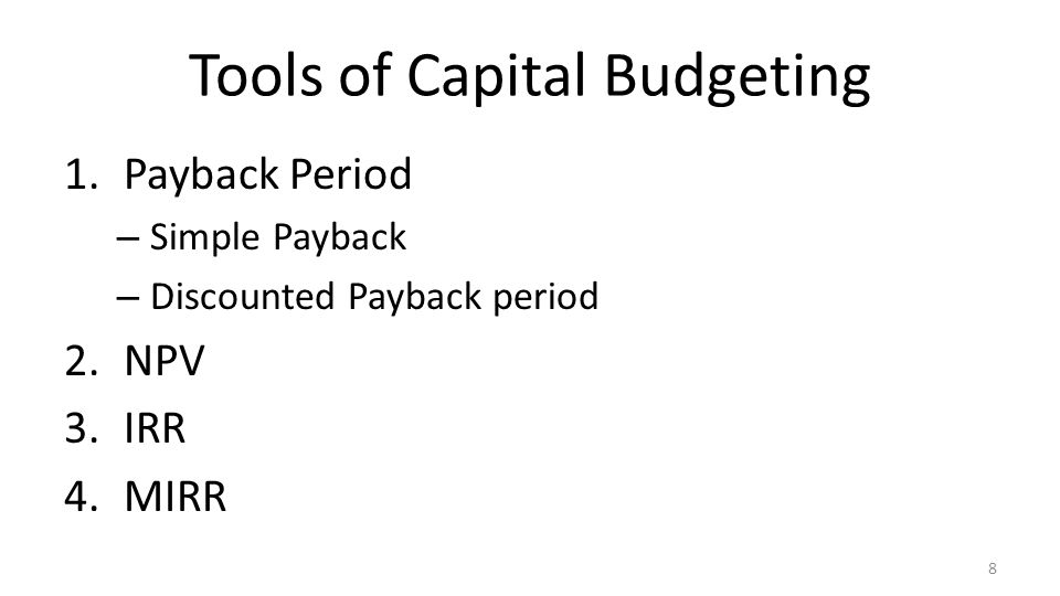 why is capital budgeting analysis so important to the firm The investor's cost of capital is the  why is the time value of money so important in capital budgeting  sensitivity analysis for capital budgeting.
