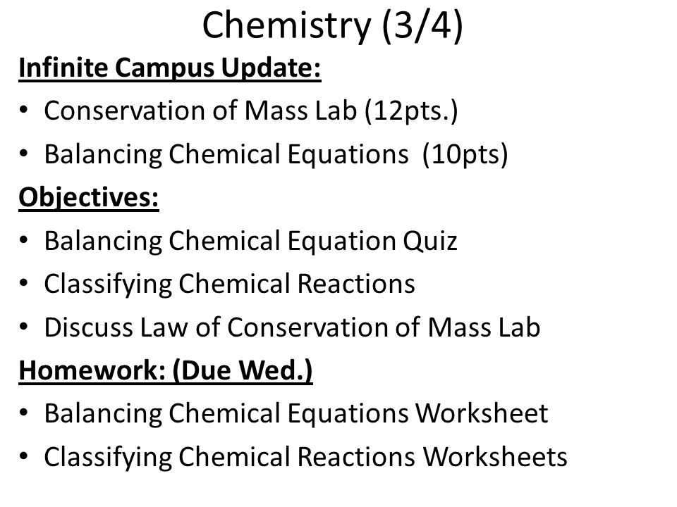 Chemical Reactions ppt video online download – Balancing Chemical Equations Worksheet 3