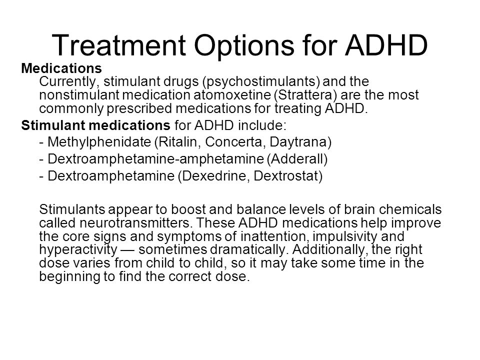 adhd stimulant drugs and over diagnosis Attention-deficit–hyperactivity disorder  child neurology foundation on facebook child neurology foundation on  the most commonly used drugs in the stimulant.