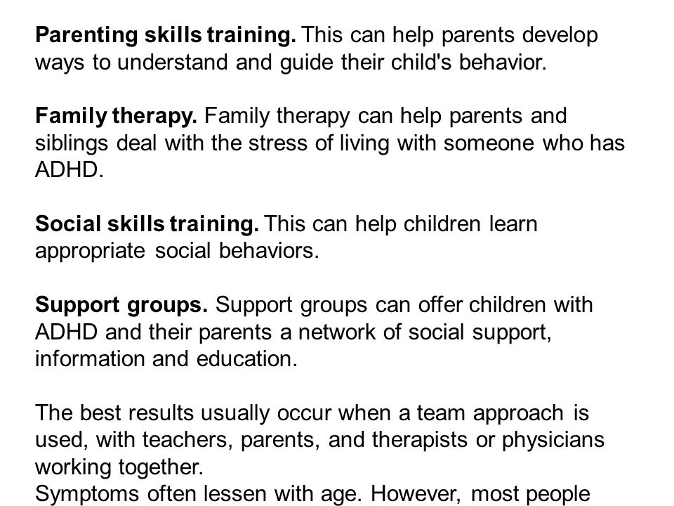 parenting skills training The nurturing parenting programs are a family-centered trauma-informed initiative designed to build nurturing parenting skills as an national training.