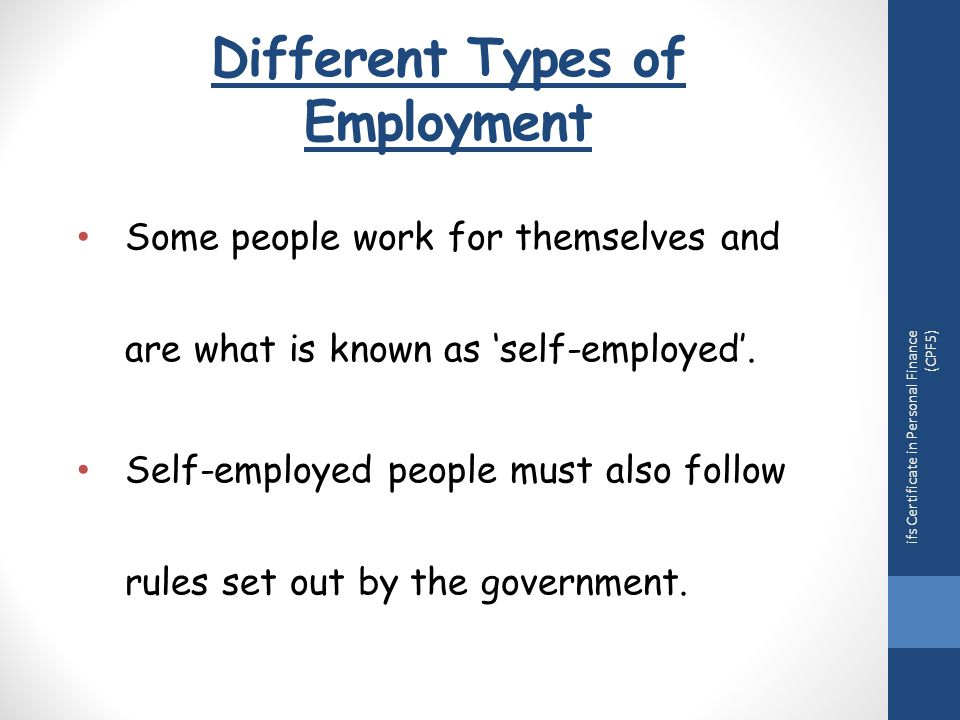 an analysis of the topic of the employed classification and the work per week The fair work ombudsman website requires  employees get different entitlements depending on their type of employment find out about these types of employees .