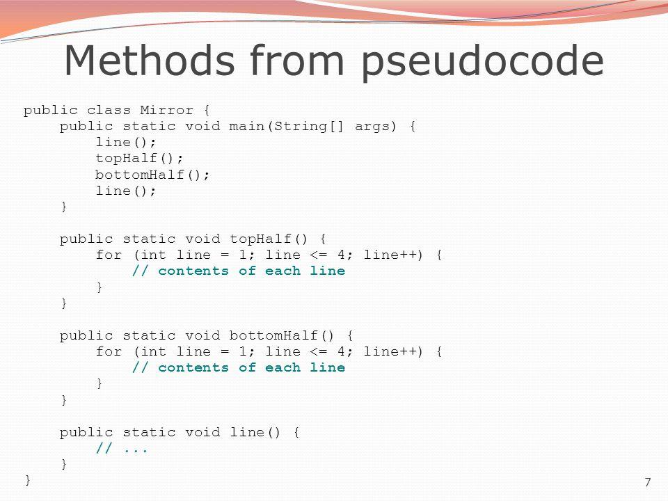 Building Java Programs - ppt video online download