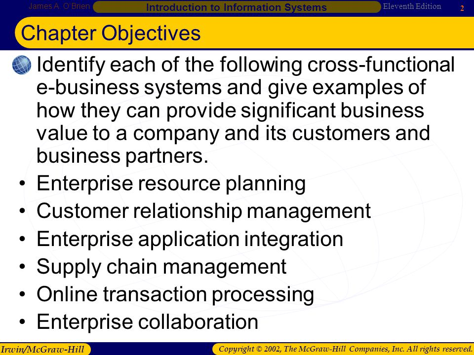enterprise resource planning system management essay 3 the impact of enterprise resource planning systems on management accounting: some canadian findings and suggestions for future research 1 introduction.