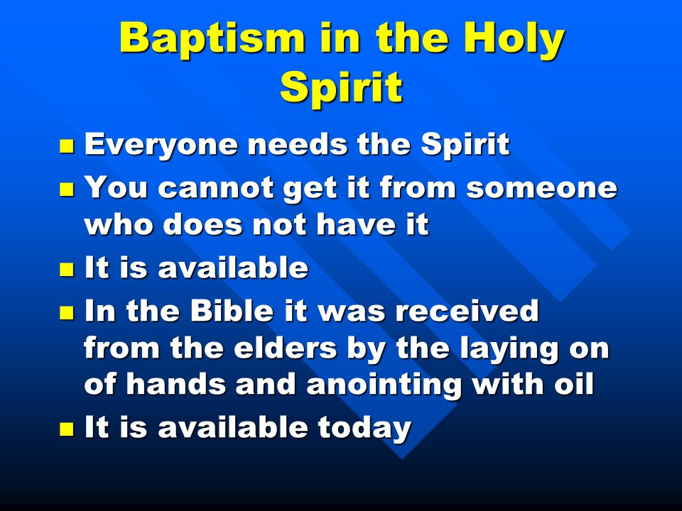 how to get the holy spirit to talk to you