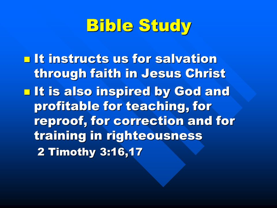 Lesson 7 THE PRINCIPLE OF FAITH - Randall Grier Ministries