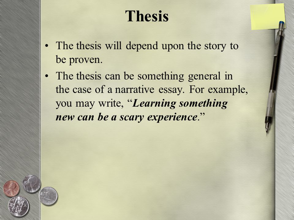 Apa Format Sample Paper Essay  Thesis  Health Essay Example also In An Essay What Is A Thesis Statement Writing A First Person Essay And Using Connectors  Ppt Video  Essay On Science And Technology