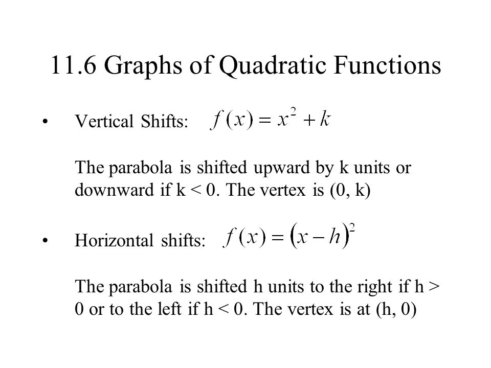 how to tell if a parabola is upward or downward