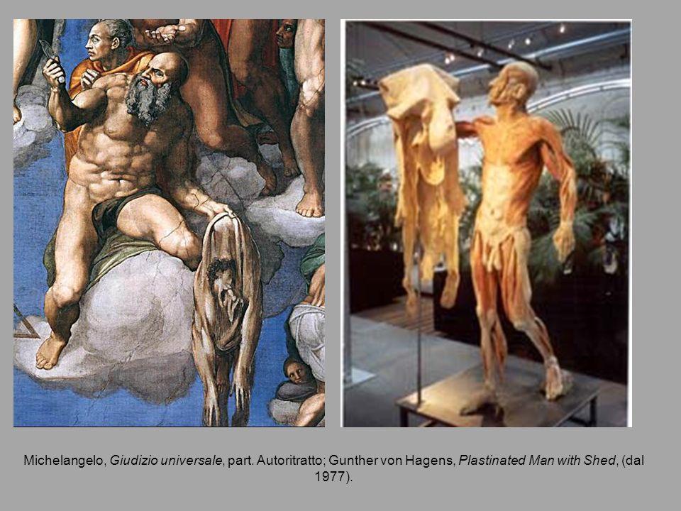 Michelangelo, Giudizio universale, part