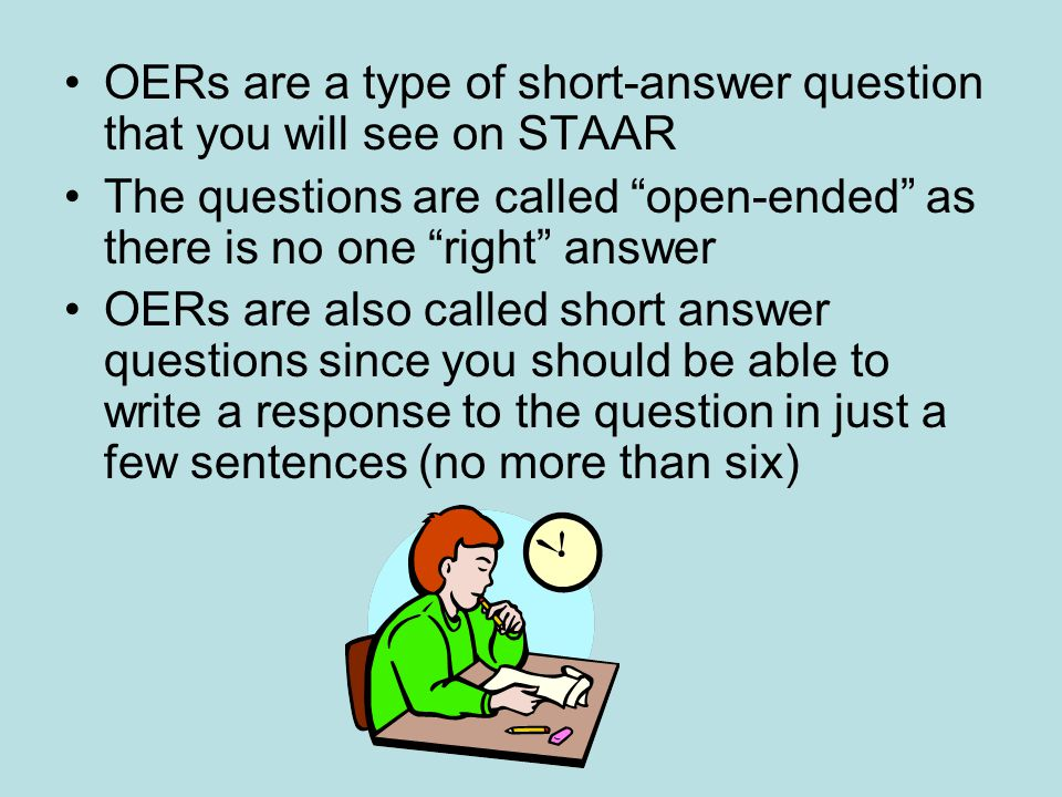 Short Answer & Essay Tests