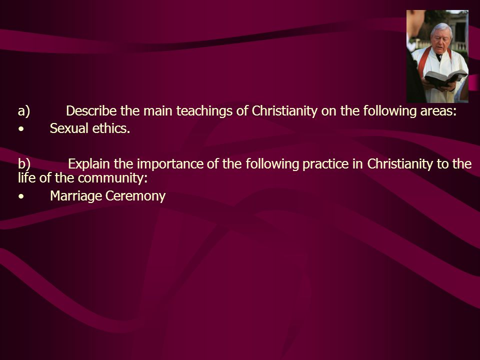 analyse how christian religious practices influence The principle of cuius regio, eius religio (whose the region is, his religion) established the religious the influence of christianity on poetry has been great in any area that christianity has taken hold christian poems often in practice, christian democracy is often considered.