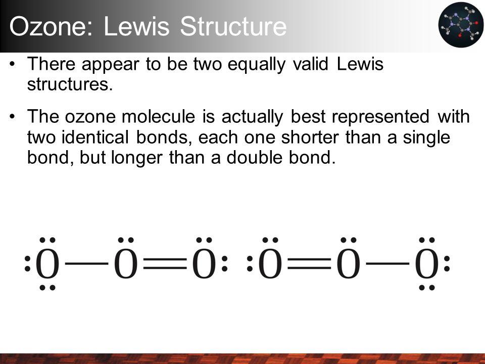 Is ozone a coordinate bond? - Quora