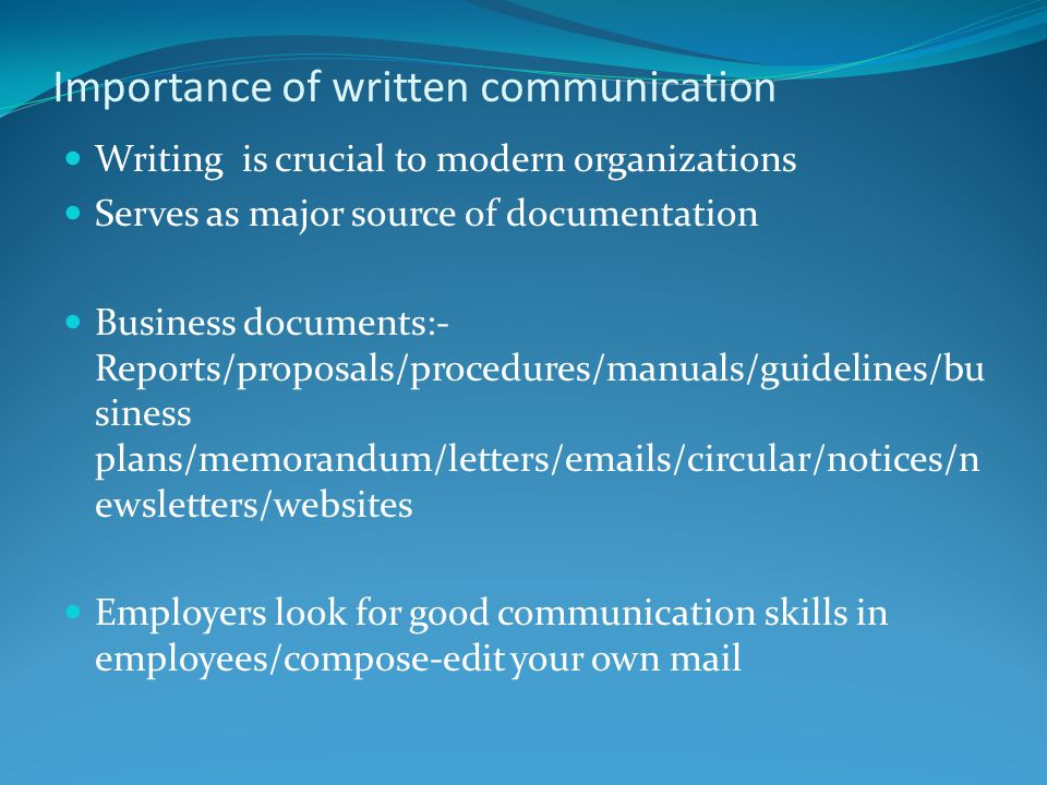importance of communication skills in business english language essay In business life, the most important common language is obviously  absolutely,  all of these depend on speaking englishas a result, new.