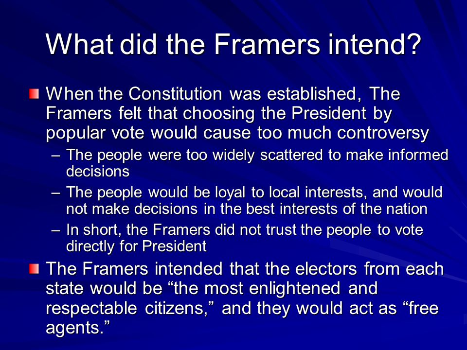 To what extent did the constitution