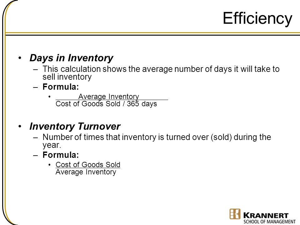 Financial Statement Analysis / Entrepreneurial Finance ...