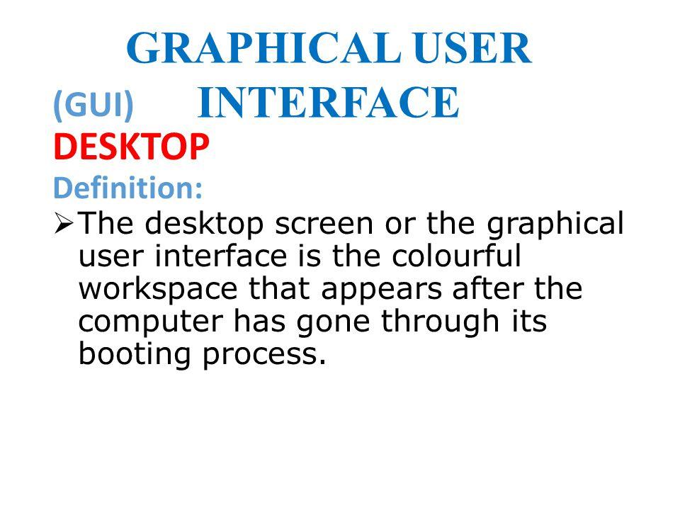 Desk top definition desk design ideas for Architecte desl definition