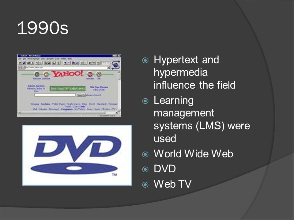 History Of Ed Tech Ppt Video Online Download
