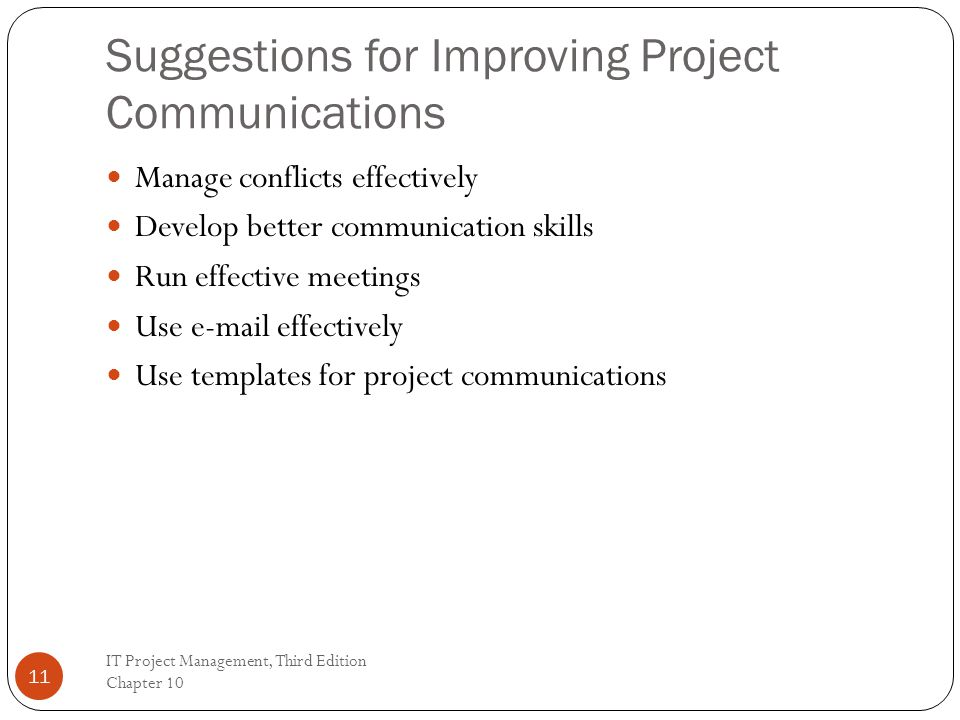 a project report on communication skill There are project managers and then there are highly effective project leaders  here are 11 traits that the great ones share.