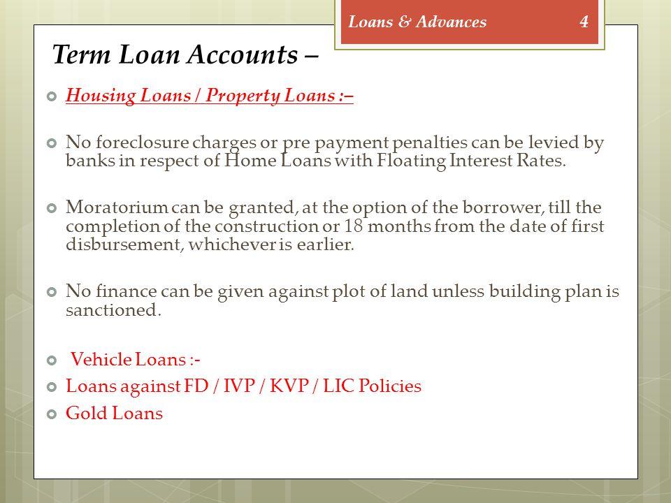 Concurrent audit certificate course ppt download for Typical bank construction loan disbursement schedule