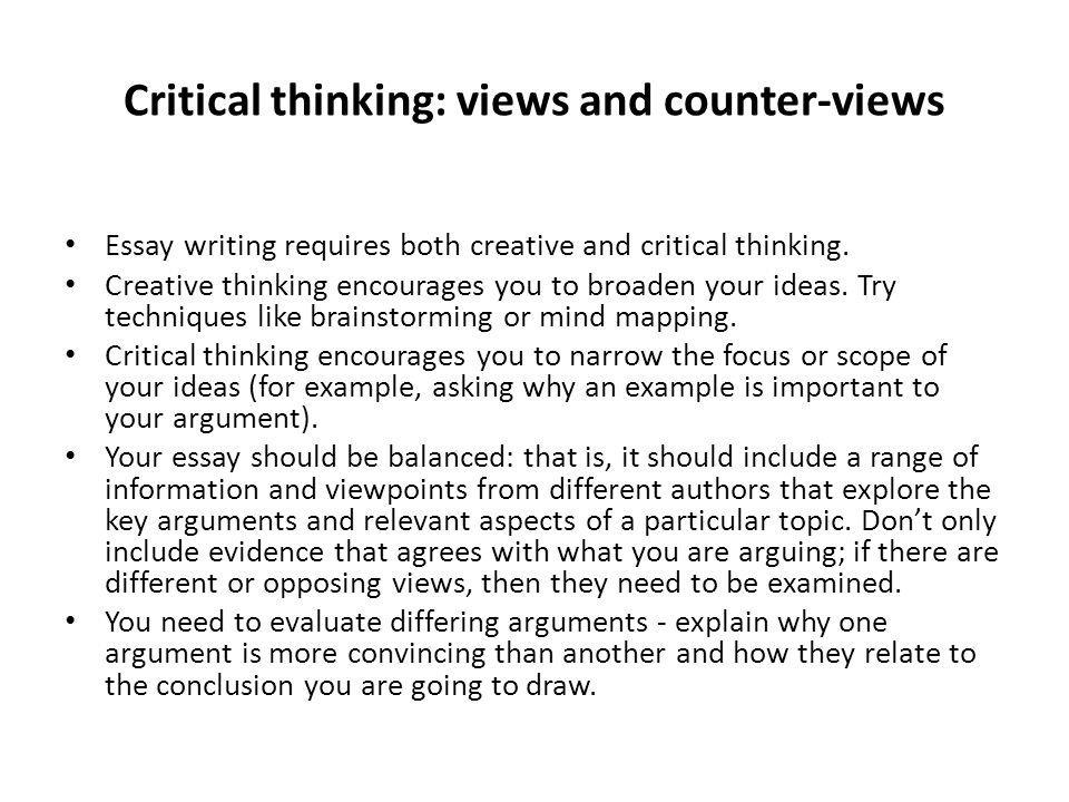 example of critical thinking essay barriers to critical thinking  9 critical thinking example of critical thinking essay