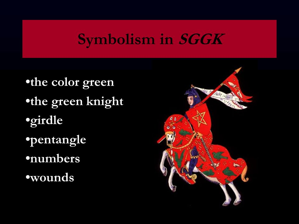 Sir gawain and the green knight themes essay