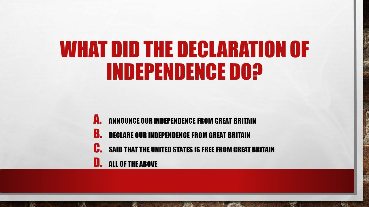 a review of the rhetoric in the declaration of independence in the us Get an answer for 'what rhetorical devices (words, phrases, etc) does jefferson use in the declaration of independence' and find homework help for other declaration of independence.