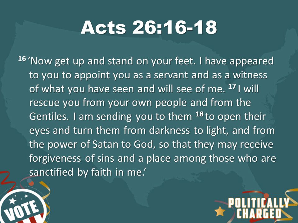 Acts 26:16-18