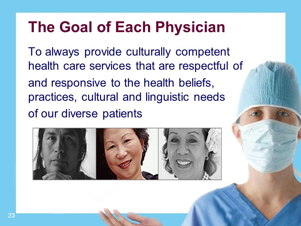 physician cultural competence and patient ratings of the relationship