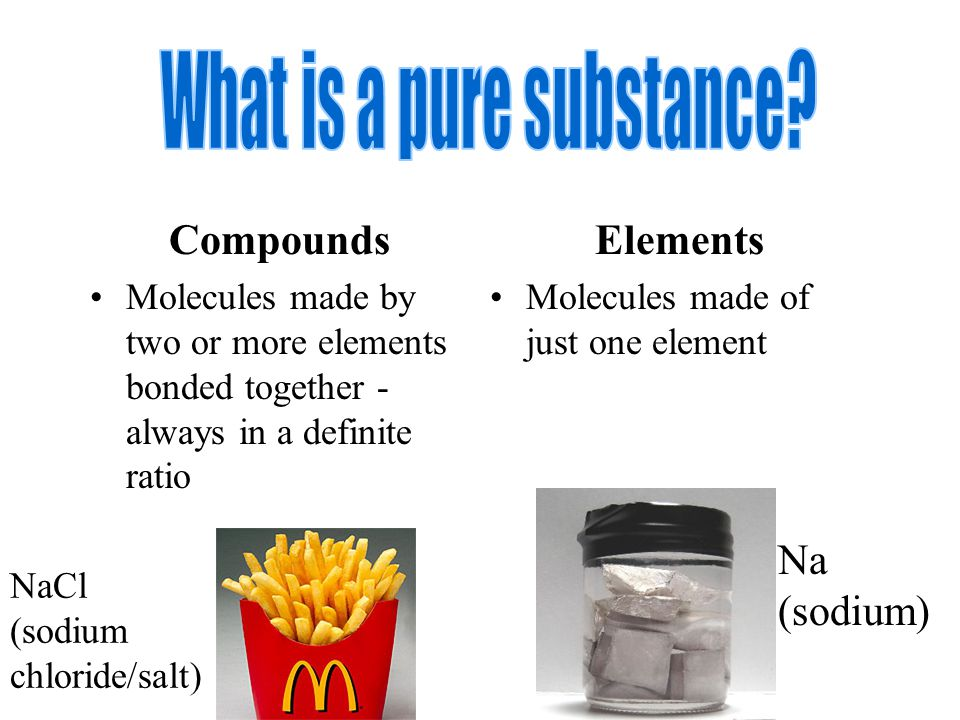 pure substances and mixtures Name _____ period _____ mixtures worksheet classify the following as either a pure substance, a heterogeneous mixture, or a homogeneous mixture and explain why you made your choice.