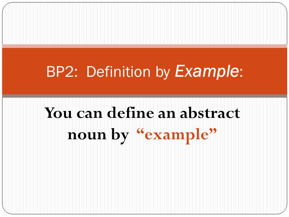 definition essay wahooey ppt video online  4 bp2 definition by example