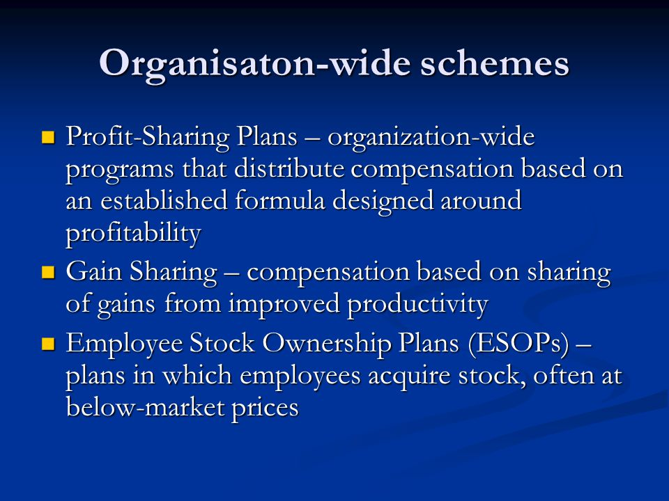 """taxation of pensions and profit sharing plans essay Section 401(h) provides that a pension or annuity plan may provide for the  the  ruling states that """"[u]nder a qualified profit-sharing plan, the use of trust  the  heading """"summary of comments and explanation of provisions""""."""