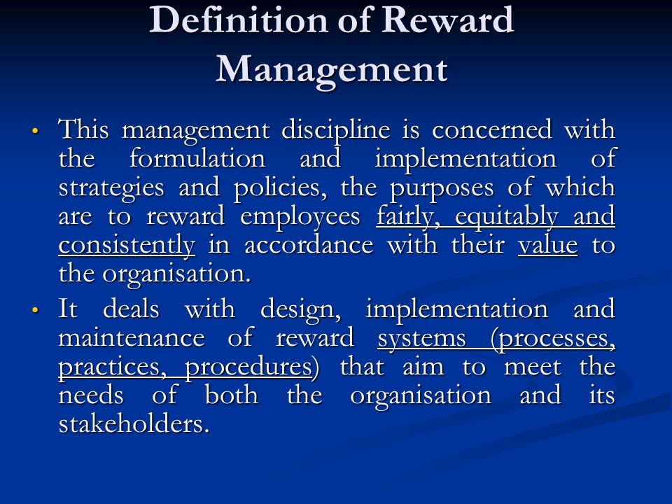 non financial reward definition Reward definition, a sum of money offered for the detection or capture of a criminal, the recovery of lost or stolen property, etc see more.