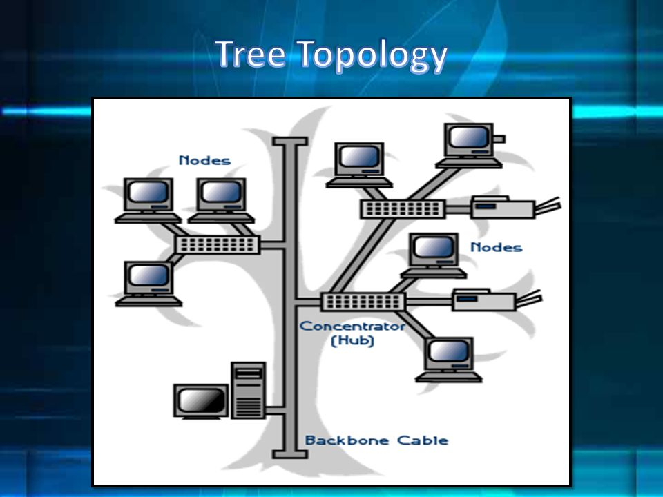 Tree Topology