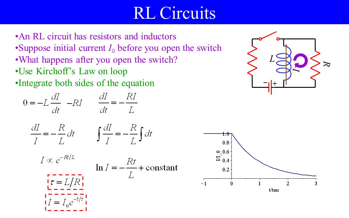 Series Rl Circuit Impedance Calculator Physics Electricity And Inductance Self A Ppt Video Online Download