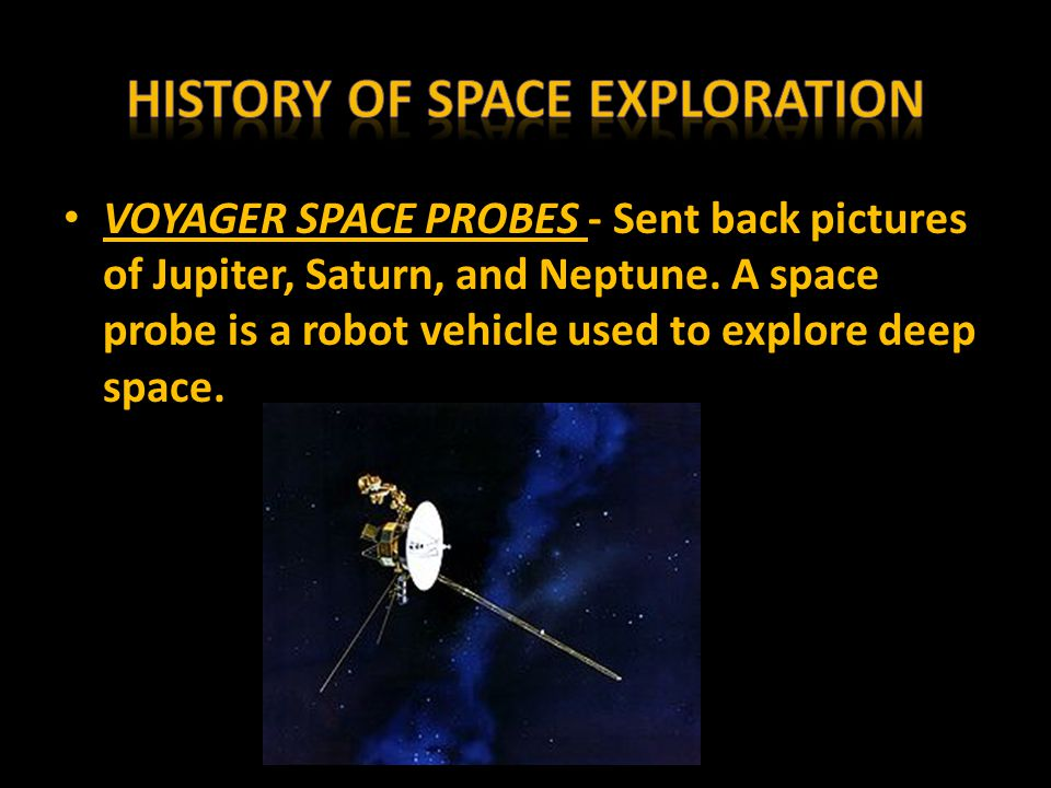a history of space exploration A history of space exploration [tim furniss] on amazoncom free shipping on qualifying offers the launch of the first rocket in 1926 led to the development of the first long-range missile - the a4.