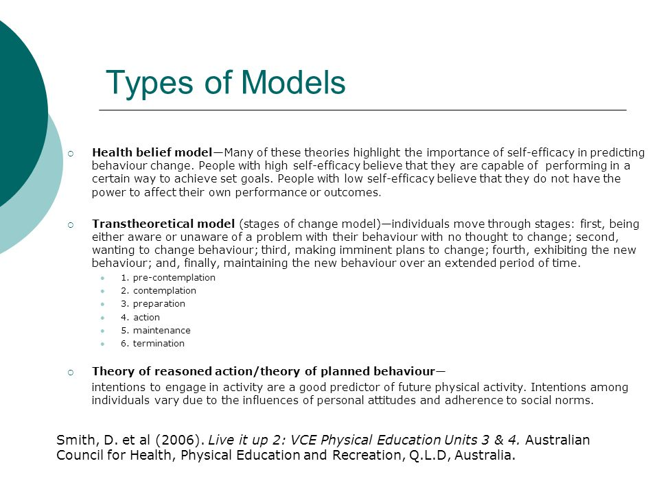 types of ecological models pdf
